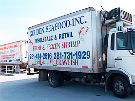 Seafood wholesale and retail